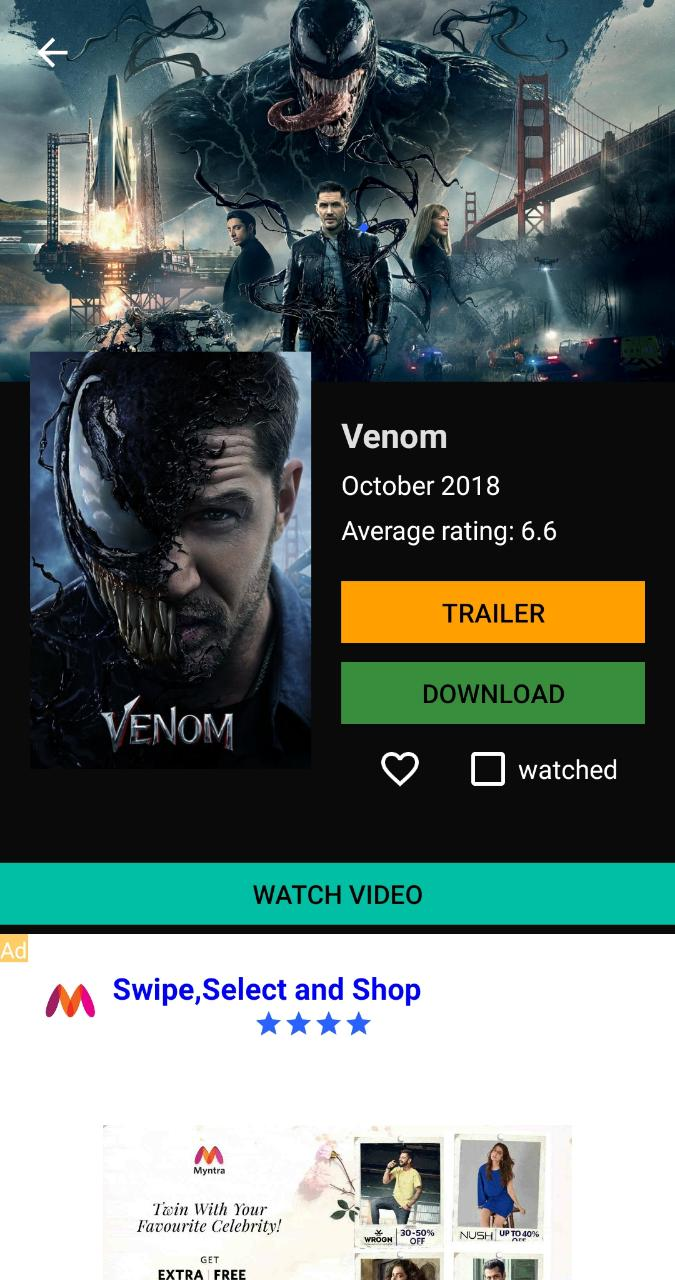 cinema apk on iOS