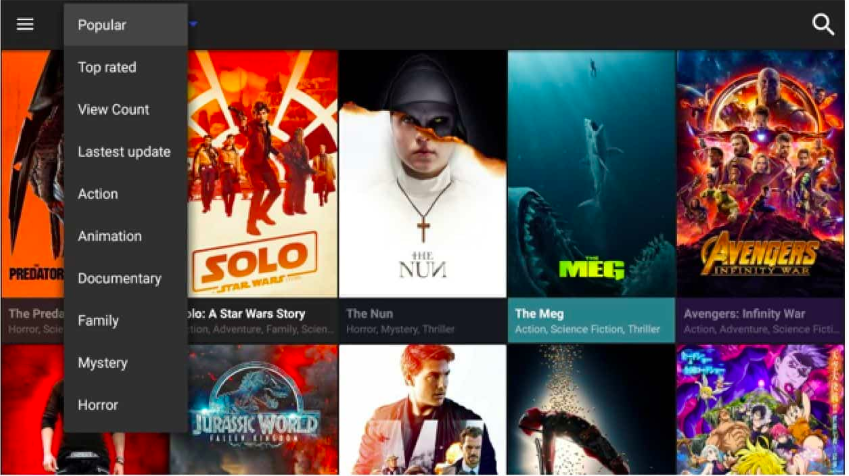 Cinema APK Movies and TV Shows on Android Box & Smart TV